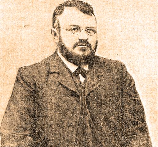 Николай Феофилактович Лесков