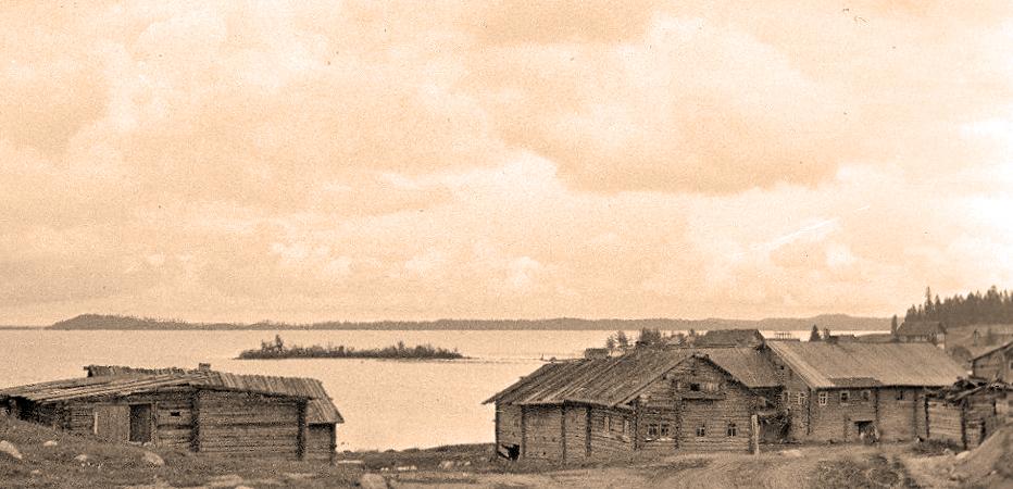Сямозерская деревня