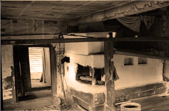 В доме салменижца